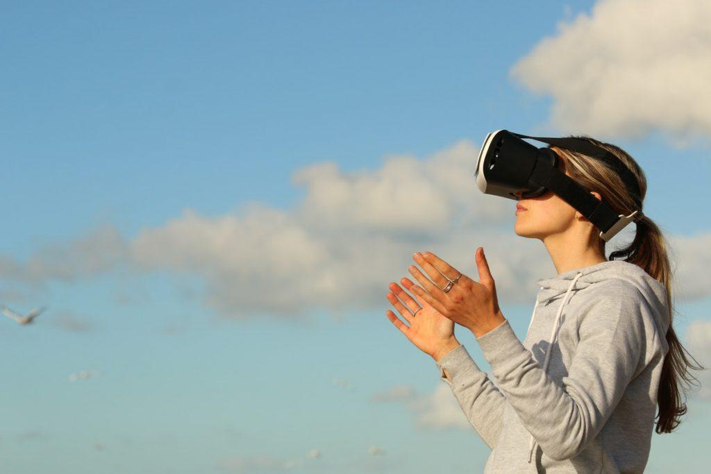 outdoor VR